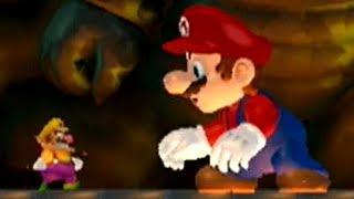 New Super Mario Bros Wii - Wario VS Evil Mario