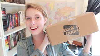 Book Outlet Unboxing!