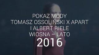 Apart, Albert Riele i Ossoliński - Bukovina - wiosna-lato 2016