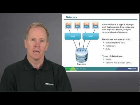 VMware vSphere: Storage - VMFS