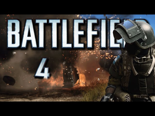 Battlefield 4 Funny Moments - One Unexpected Death, Jeep Save, Surfing Fails & 360 Scopes!