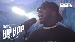 DJ Luke Nasty Instabooth Freestyle   BET Hip Hop Awards 2017