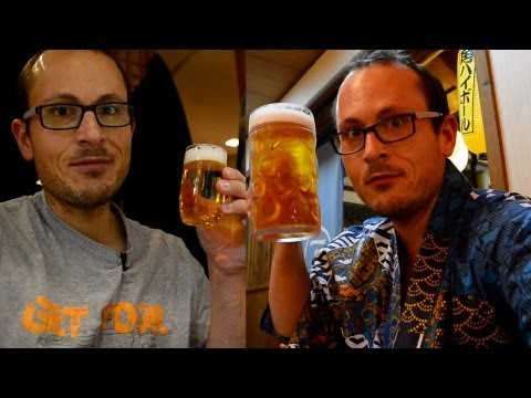 VLOG - Hung over, nude shoot, Onsen & Beers