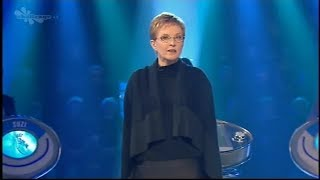 Weakest Link - (Music Special) - 1st May 2002