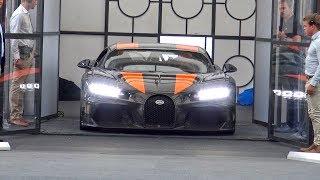 New Bugatti Chiron Super Sport 300+ World Record! *Exclusive*
