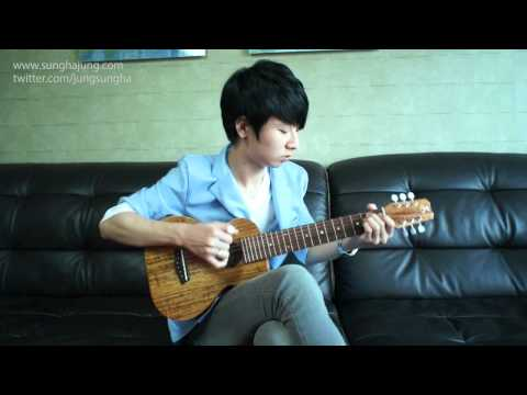 (Big Bang) Blue - Sungha Jung (guitarlele)