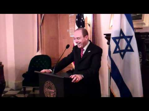 Israeli Vice Prime Minister on Iran.mov