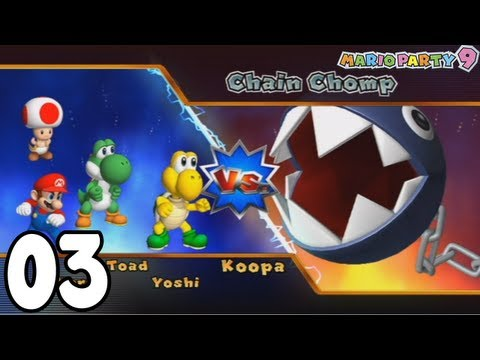 Mario Party 9 - Episode 03