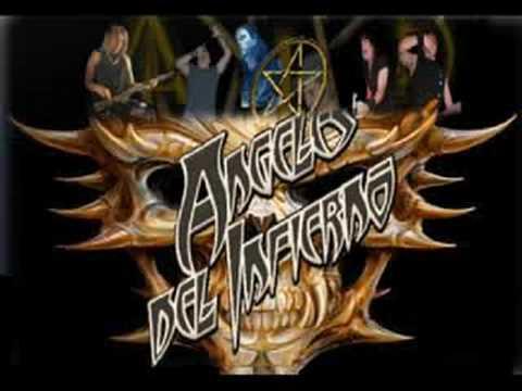 Angeles Del Infierno - Sangre