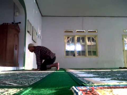 Belajar jadi Imam