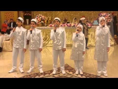 """فرقة خيرات - نشيد """" في حفل زفاف """""""