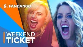 In Theaters Now: Isn't It Romantic, Happy Death Day 2U, Alita: Battle Angel   Weekend Ticket