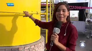 Aracaju serve hoje o maior cuscuz do mundo- Balanço Geral Manhã