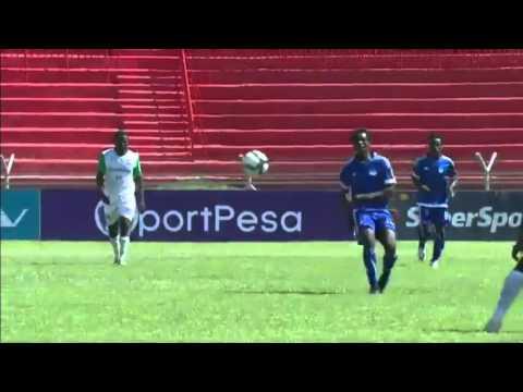 Nairobi city stars vs Gor Mahia(2-2) thumbnail