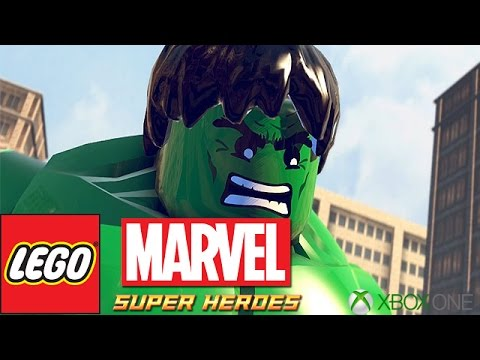 LEGO: Marvel Super Heroes - Sand Central Station - Part 1 (Xbox One)