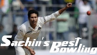 Must See - Sachin Tendulkar Best Bowling Video at Real Video World
