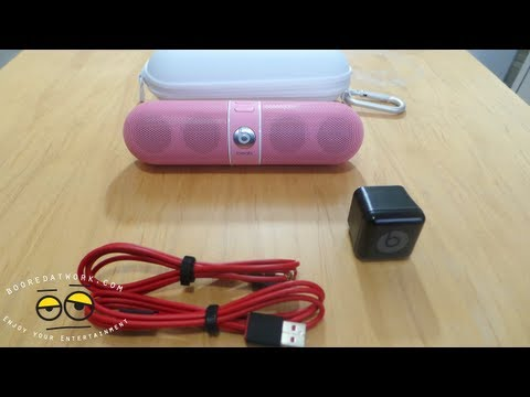 beatspill Nicki Minaj Limited Edition Unboxing