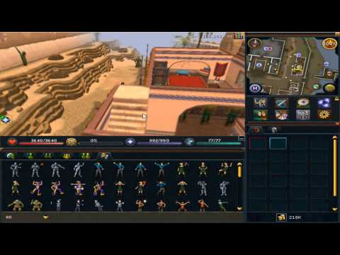 Runescape 3 Is HERE! Guide & Walkthrough