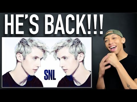 Troye Sivan: My My My! & The Good Side (Live) - SNL | (REACTION)