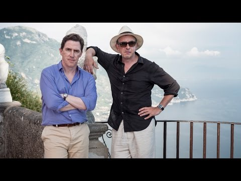 The Trip To Italy (Starring Steve Coogan & Rob Brydon) Movie Review