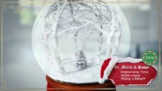 r/kpop Sings Special Christmas Digital Mini (MERRY & HAPPY) Album Spoiler