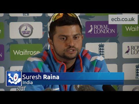 Suresh Raina pleased with 'positive' India mood