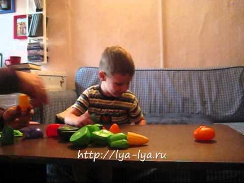 Развивающие игры дети от 2 до 5 лет lya lya ru часть1