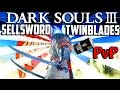 Dark Souls 3 Sellsword Twinblades PvP Salty Duels The Worst Player EVER Pick My Weapon 14 mp3