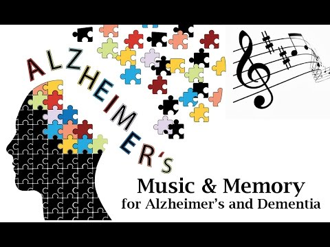 Music & Memory for Alzheimer's and Dementia