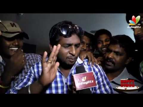 Kaththi Movie Public Review   Vijay. AR Murugadoss. Anirudh