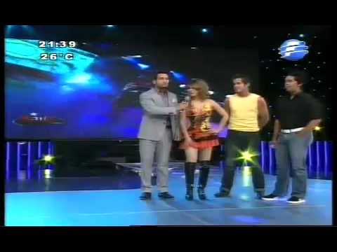 Nadia La Kchorra en Baila Conmigo Paraguay