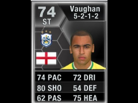 FIFA 13 SIF VAUGHAN 74 Player Review & In Game Stats Ultimate Team