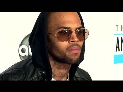 Chris Brown Kicked Out of Rehab, Spends Time In Jail