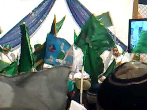 Jashne Aamade Rasool Inayat Attari Dawateislami.mp4 video