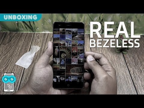 REAL BEZELLESS - Unboxing Nubia Z17 Lite (BLUE), Daily Driver Aa!
