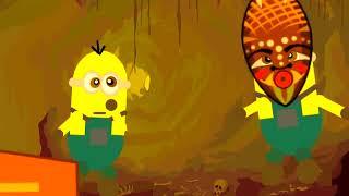 Minions Halloween Song   NURSERY RHYMES & BABIES SONGS
