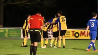 Back Flip Penalty Kick/Shot, Awesome Soccer/Futbol/Football Goal