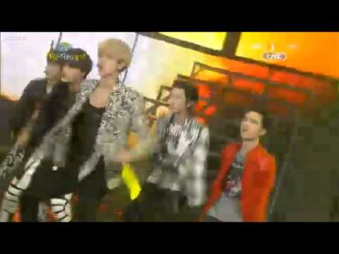 EXO K - 130131 Seoul Music Awards - MAMA Remix