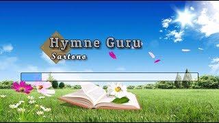 [Karaoke] ♬ Sartono - Hymne Guru ♬ +Lirik Lagu [PIANO]