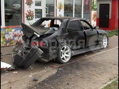 Семью с маленьким ребенком сбил пьяный водитель в Хабаровске. Mestoprotv