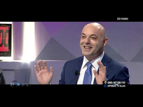 Opinion - Edi Rama (2 maj 2013)