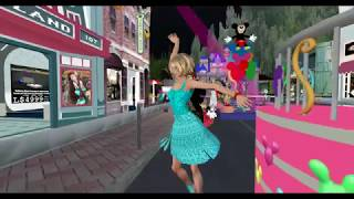 Celebrate! A Street Party (Second Life)