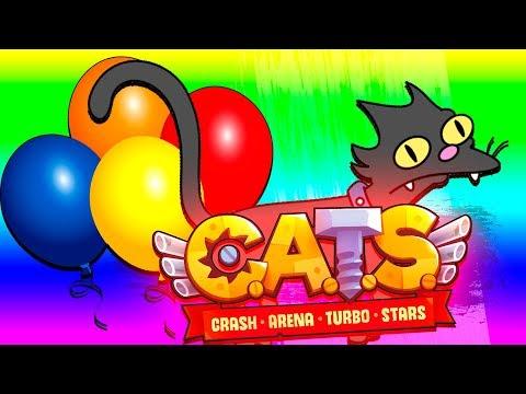 Я ЛЮБЛЮ СВОИ ШАРЫ! - ГИГАНТСКИЕ ЯЩИКИ В CATS #47