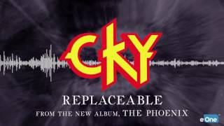 CKY - Replaceable (audio)