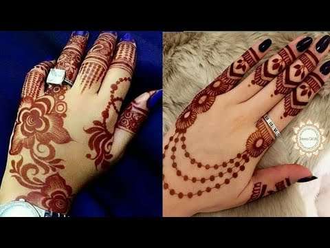 Stylish Mehendi Design || Hena Design || Daily Fashion || Punjabi Wedding Hena Design