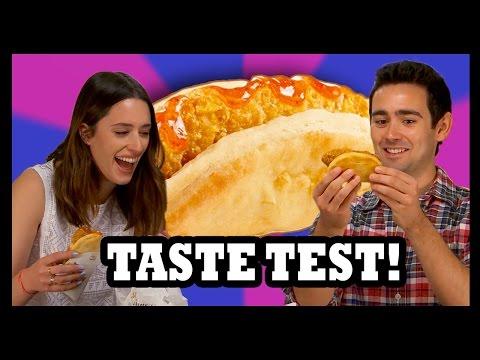 Combos de Taco Bell Taco Bell Biscuit Taco