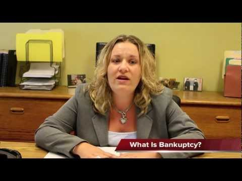 Bankruptcy 101 - What Is Bankruptcy and Is It Right For Me? - RI Lawyer