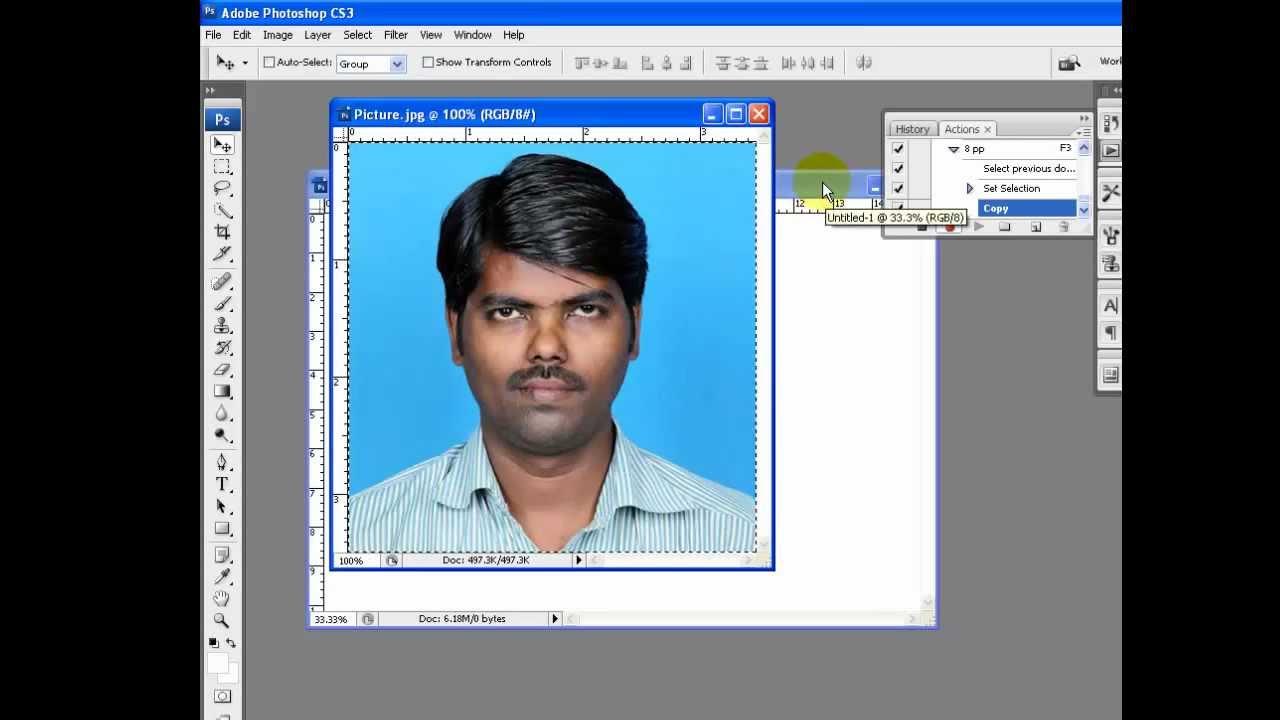 Photoshop Actions ~ Creative Market