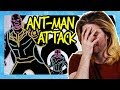 Ant-Man VS. Thanos' Butt: The Science