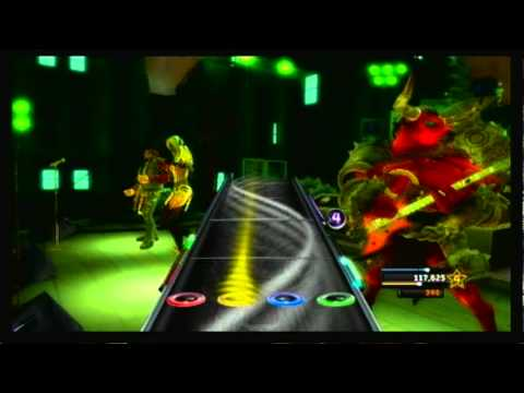 Manchando o Nome:Guitar Hero U.U